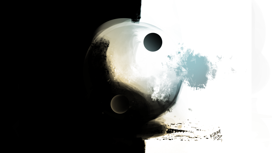 Ying-and-Yang-Wallpaper